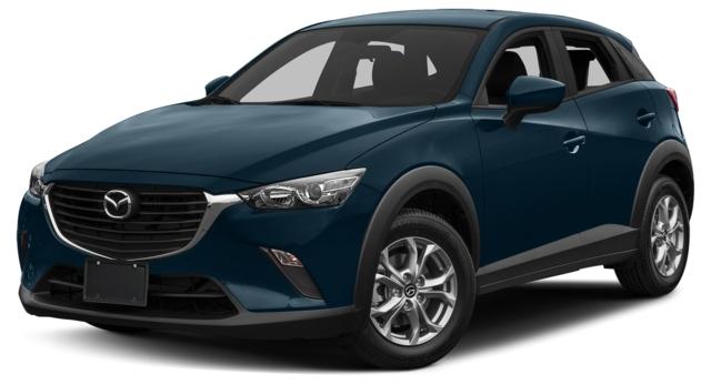 2017 Mazda CX-3 Wakefield, RI JM1DKFB71H0169559