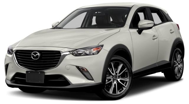 2017 Mazda CX-3 Wakefield, RI JM1DKFC70H0169017