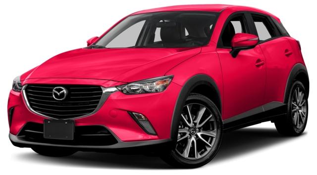 2017 Mazda CX-3 Wakefield, RI JM1DKFC74H0155430