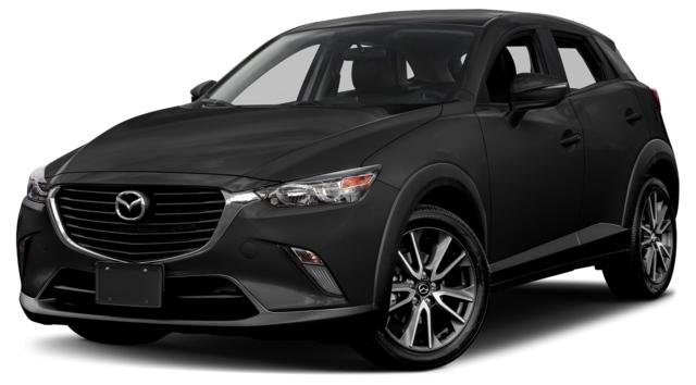 2017 Mazda CX-3 Wakefield, RI JM1DKFC71H0162237