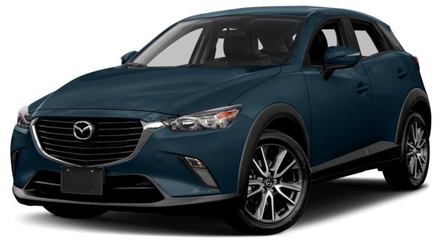 2017 Mazda CX-3 Wakefield, RI JM1DKFC70H0162908