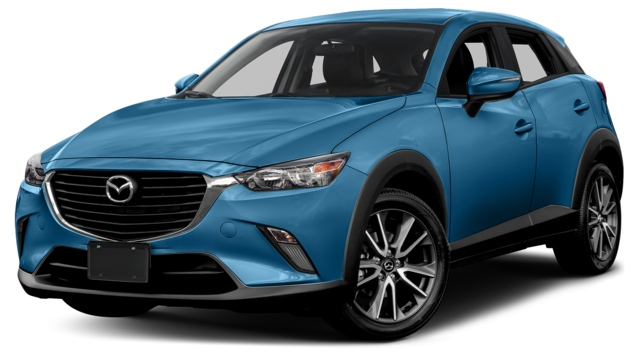 2017 Mazda CX-3 Iowa City, IA JM1DKFC7XH0144884
