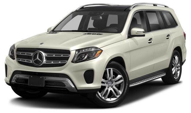 2017 Mercedes-Benz GLS450 Peru, IL 4JGDF6EE5HA884266