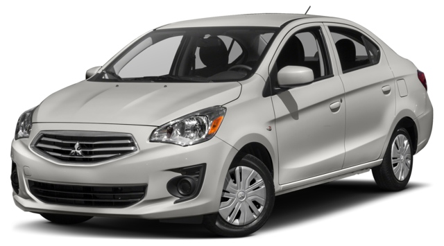 2017 Mitsubishi Mirage G4 Indianapolis, IN ML32F3FJ4HHF18186