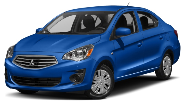 2017 Mitsubishi Mirage G4 Indianapolis, IN ML32F3FJ6HHF08940