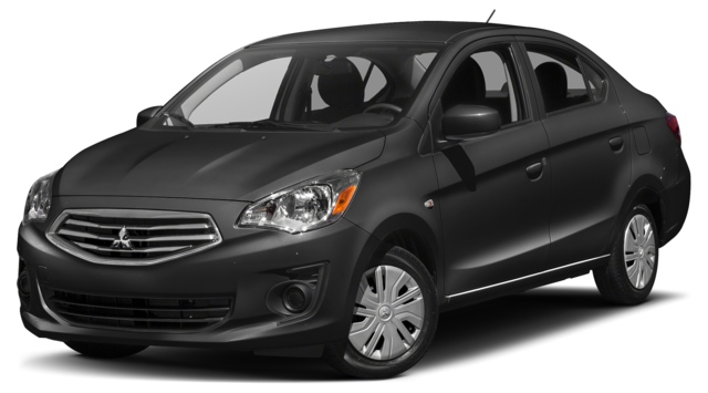 2017 Mitsubishi Mirage G4 Indianapolis, IN ML32F4FJ8HHF16205