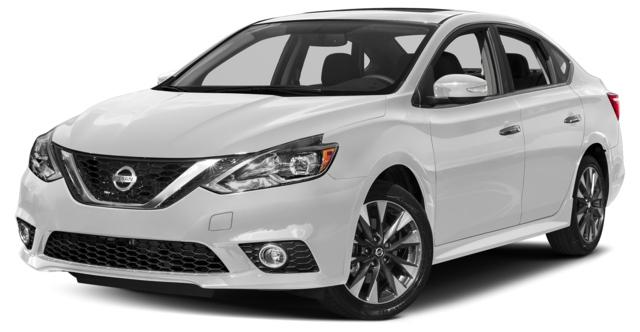 2017 Nissan Sentra Carrollton, GA  3N1CB7AP5HY327459