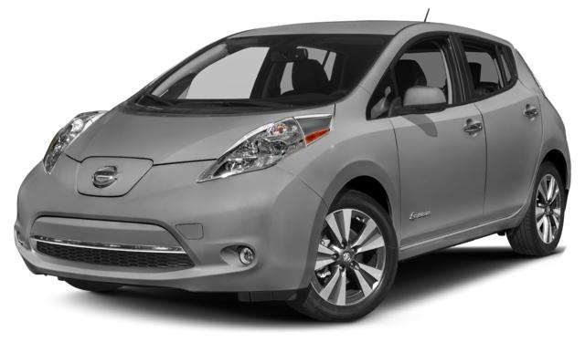 2017 Nissan LEAF Napa, CA 1N4BZ0CP7HC305373