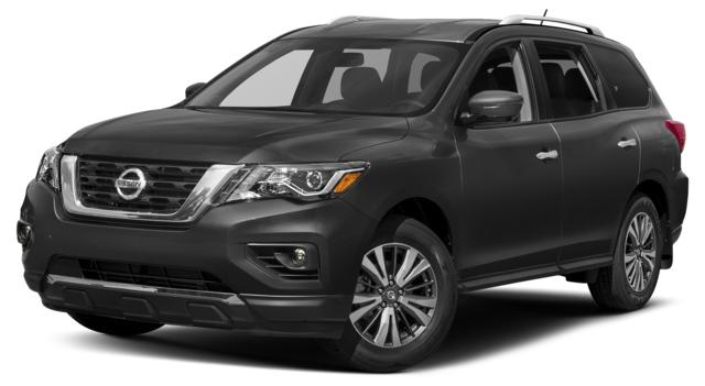 2017 Nissan Pathfinder Iowa City, IA 5N1DR2MM9HC646790