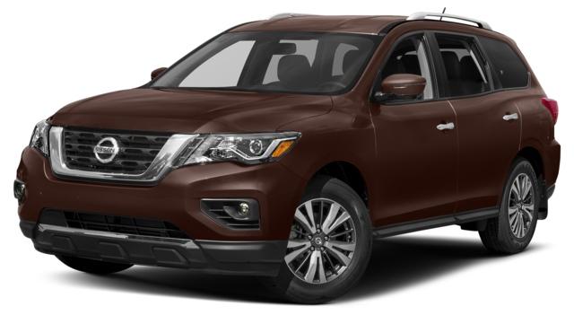 2017 Nissan Pathfinder San Antonio, TX, 5N1DR2MN7HC624022