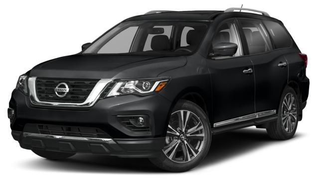 2017 Nissan Pathfinder Okemos, MI 5N1DR2MM7HC667864