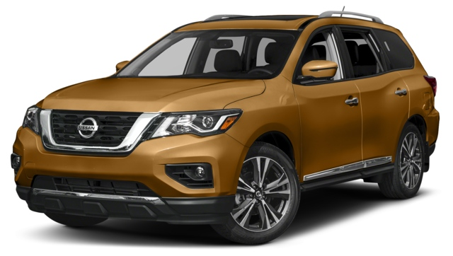 2017 Nissan Pathfinder Montrose, CO 5N1DR2MM6HC604772