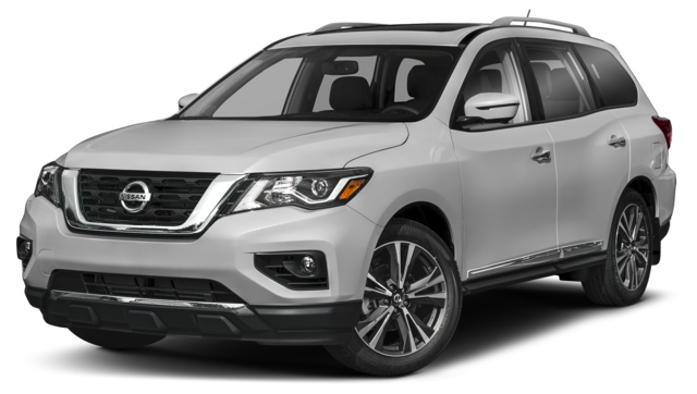 2017 Nissan Pathfinder Brookfield, WI 5N1DR2MM9HC622375