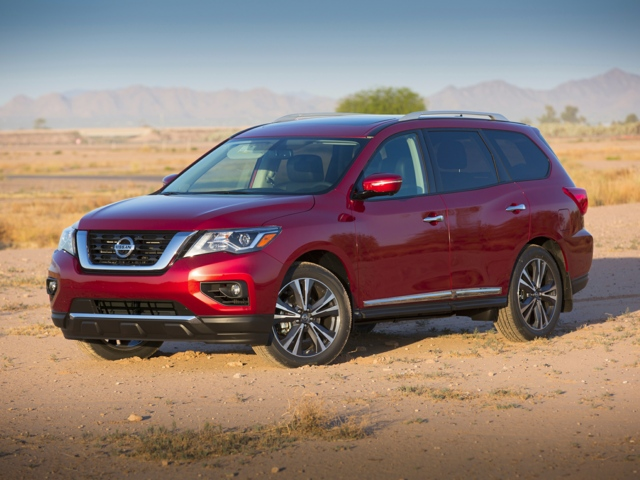 2017 Nissan Pathfinder Roswell, NM 5N1DR2MM0HC646726