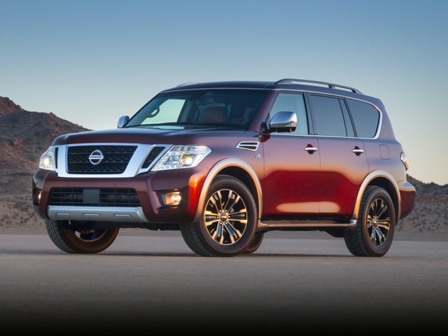 2018 Nissan Armada Lexington JN8AY2NE2J9732662