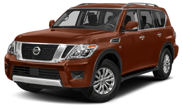 2017 Nissan Armada Twin Falls, ID JN8AY2NC8H9510801