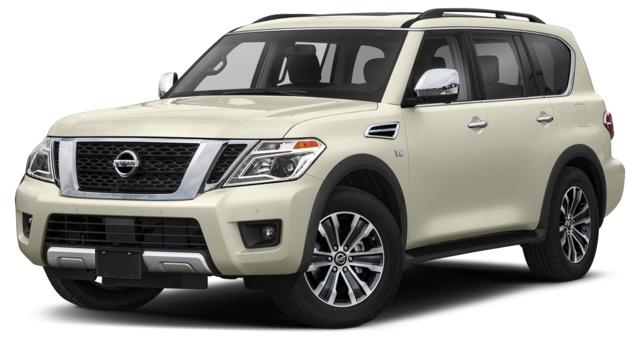 2017 Nissan Armada Montrose, CO JN8AY2NC3H9508874