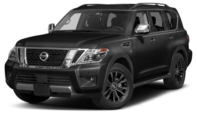 2017 Nissan Armada San Antonio, TX, JN8AY2ND1H9000380
