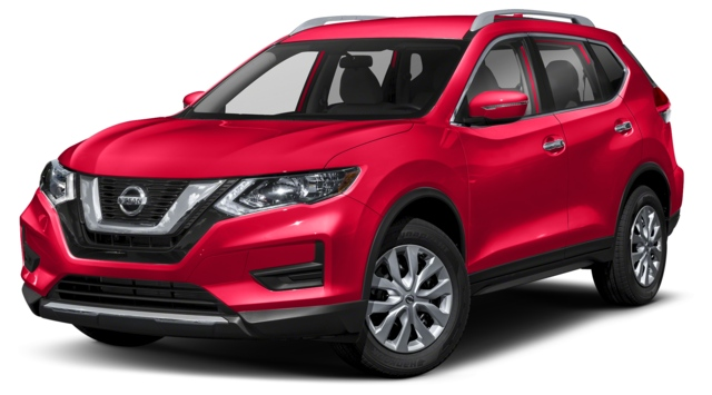 2017 Nissan Rogue Nashville, TN JN8AT2MT2HW389300