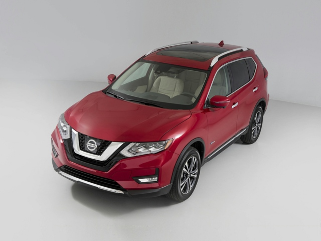 2017 Nissan Rogue Hybrid Pocatello, ID 5N1ET2MV1HC786055