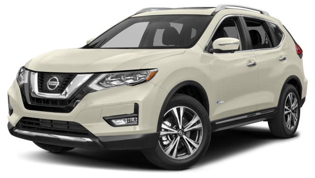 2017 Nissan Rogue Hybrid Pocatello, ID 5N1ET2MV5HC801382
