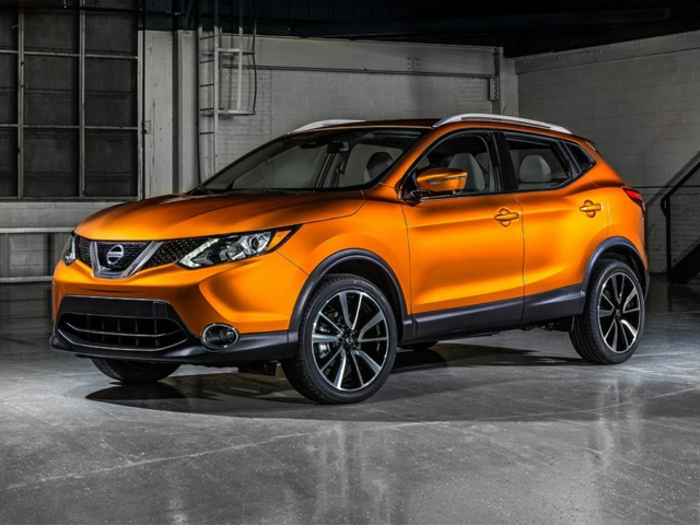 2017 Nissan Rogue Sport Pocatello, ID JN1BJ1CP2HW011825