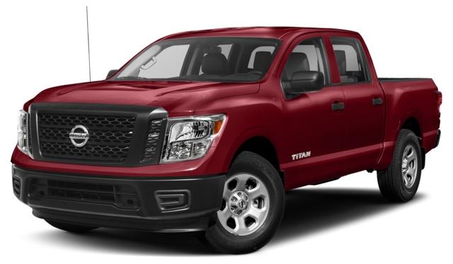 2017 Nissan Titan Carrollton, GA  1N6AA1EK7HN531578