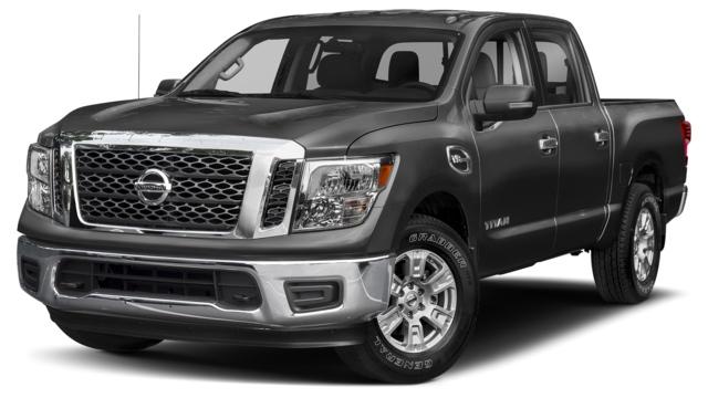 2017 Nissan Titan San Antonio, TX, 1N6AA1EK2HN512923