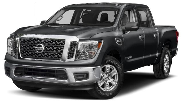 2017 Nissan Titan Carrollton, GA  1N6AA1EKXHN531459