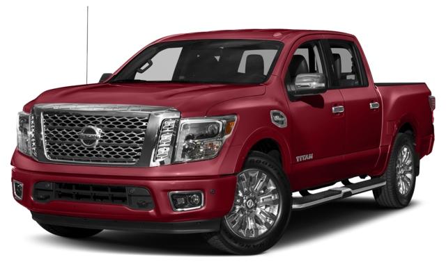 2017 Nissan Titan Brookfield, WI 1N6AA1E5XHN510119