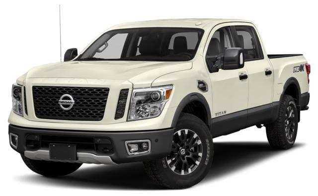 2017 Nissan Titan Iowa City, IA 1N6AA1E54HN536859