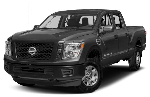 2017 Nissan Titan XD Pocatello, ID 1N6BA1F35HN524947