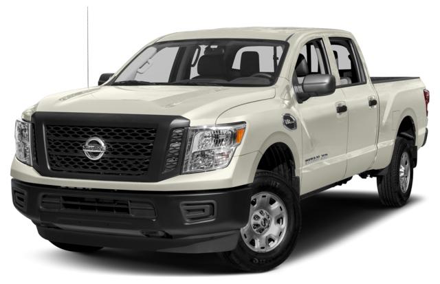 2017 Nissan Titan XD Iowa City, IA 1N6BA1F36HN522530
