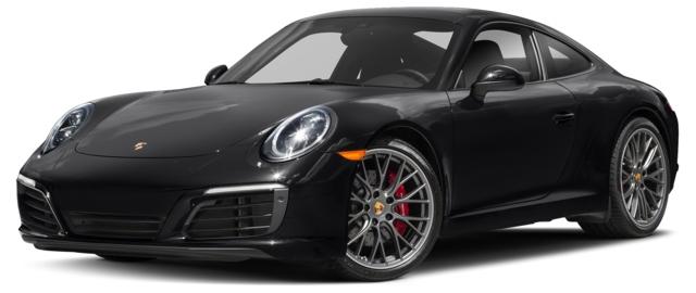 2017 Porsche 911  WP0AB2A9XHS123098