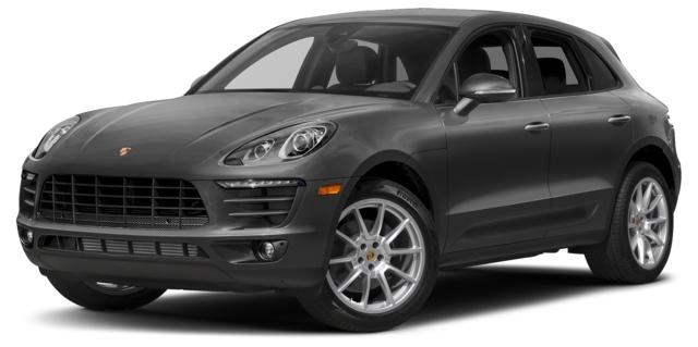 2017 Porsche Macan  WP1AA2A59HLB04129