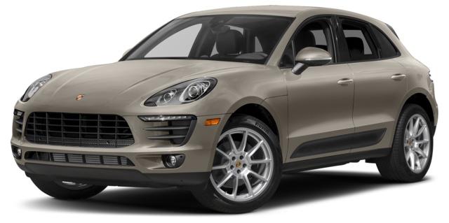 2017 Porsche Macan Sarasota, FL WP1AA2A56HLB80164
