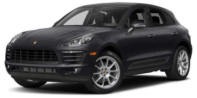 2017 Porsche Macan Sarasota, FL WP1AA2A52HLB03162
