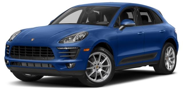2017 Porsche Macan Sarasota, FL WP1AA2A55HLB80155