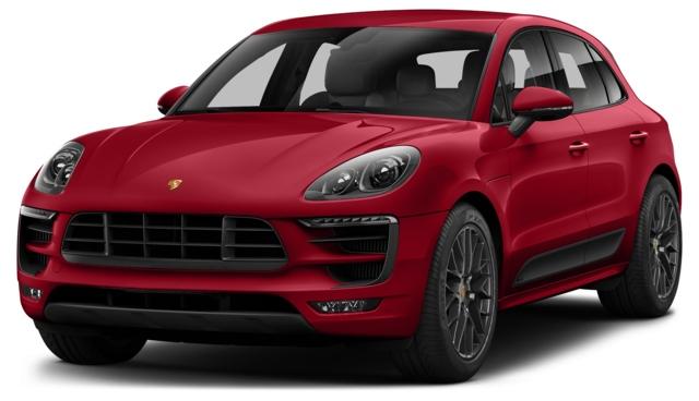 2017 Porsche Macan Sarasota, FL WP1AG2A52HLB55549