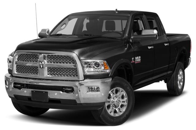 2017 RAM 2500 Dover, OH 3C6UR5FL0HG680339