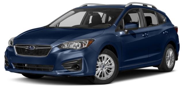 2017 Subaru Impreza Pembroke Pines, FL 4S3GTAD6XH3732625