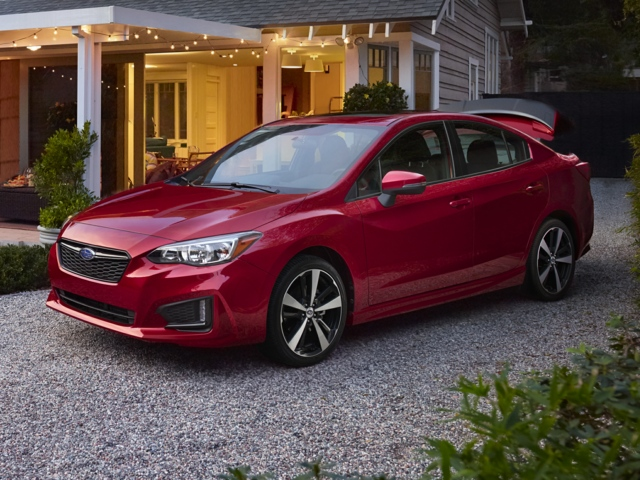2017 Subaru Impreza Moon Township, PA 4S3GKAA60H3616227