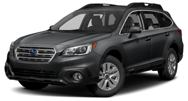 2017 Subaru Outback Jackson, WY. 4S4BSAFC3H3388292