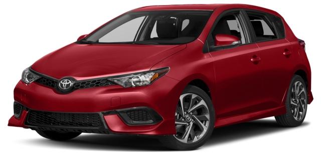 2017 Toyota Corolla iM Fort Dodge, IA JTNKARJE6HJ546274