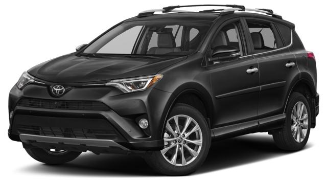 2017 Toyota RAV4 Toledo 2T3DFREV2HW544273