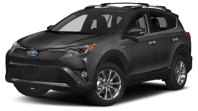 2017 Toyota RAV4 Hybrid Duluth JTMDJREV6HD138055