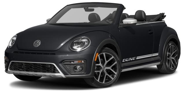 2017 Volkswagen Beetle Sarasota, FL 3VWT17AT7HM816270