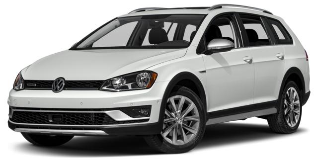 2017 Volkswagen Golf Alltrack Sarasota, FL 3VWH17AU3HM521889
