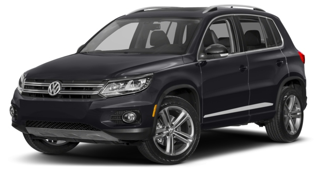 2017 Volkswagen Tiguan Inver Grove Heights, MN WVGUV7AX5HK031084