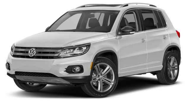 2017 Volkswagen Tiguan Inver Grove Heights, MN WVGUV7AX2HK024660